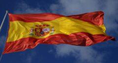 Una bandera española.
