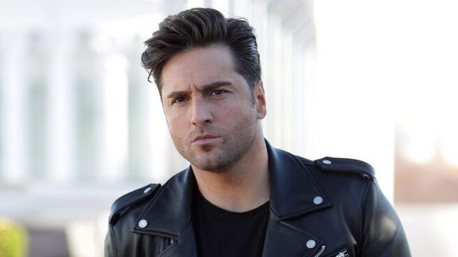 El cantante David Bustamante.