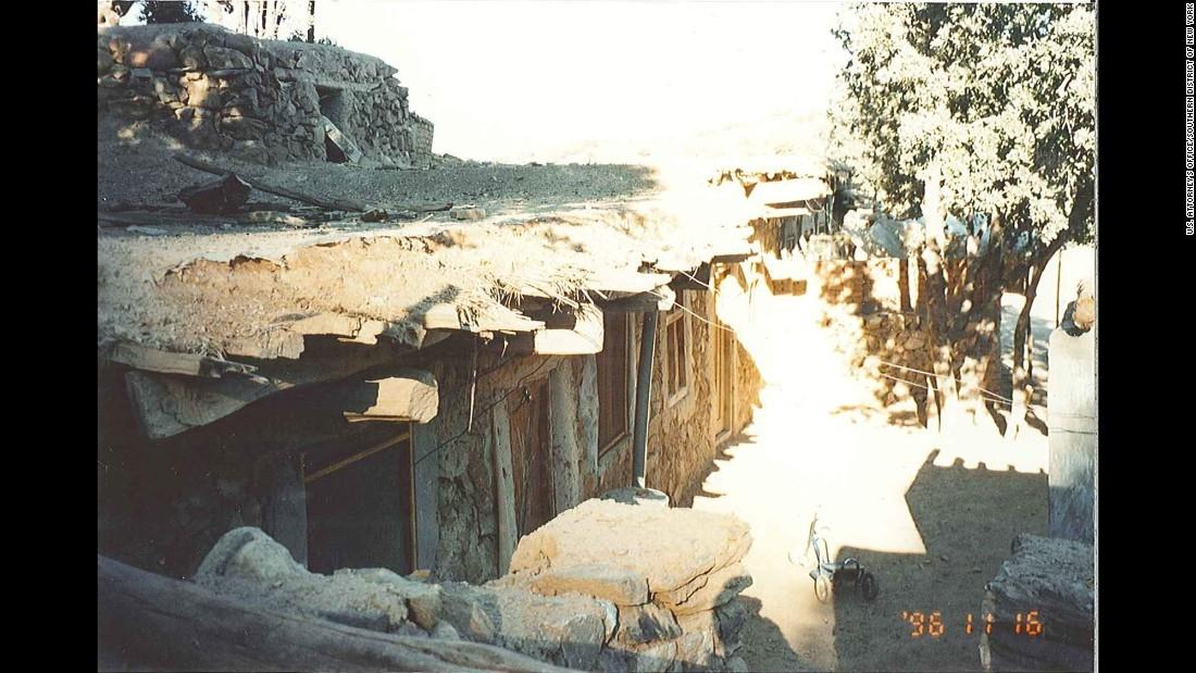 Un refugio de Tora Bora