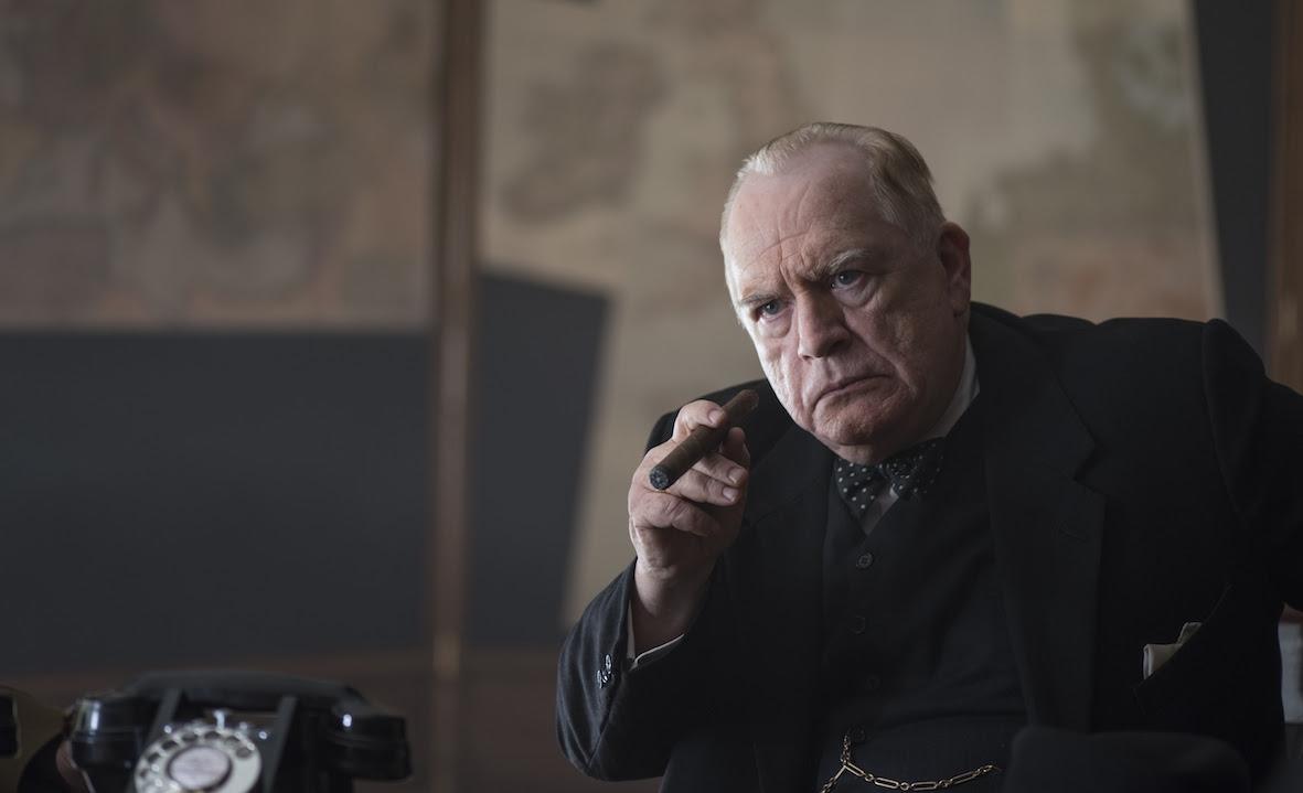 'Churchill', película dirigida por Jonathan Teplitzky.