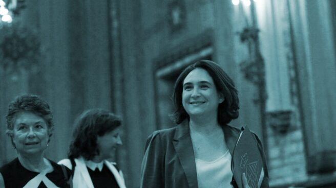 La alcaldesa de Barcelona Ada Colau no cederá locales para el referéndum.