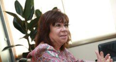 Cristina Narbona.