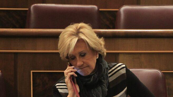 La diputada del PP Carmen Álvarez-Arenas.