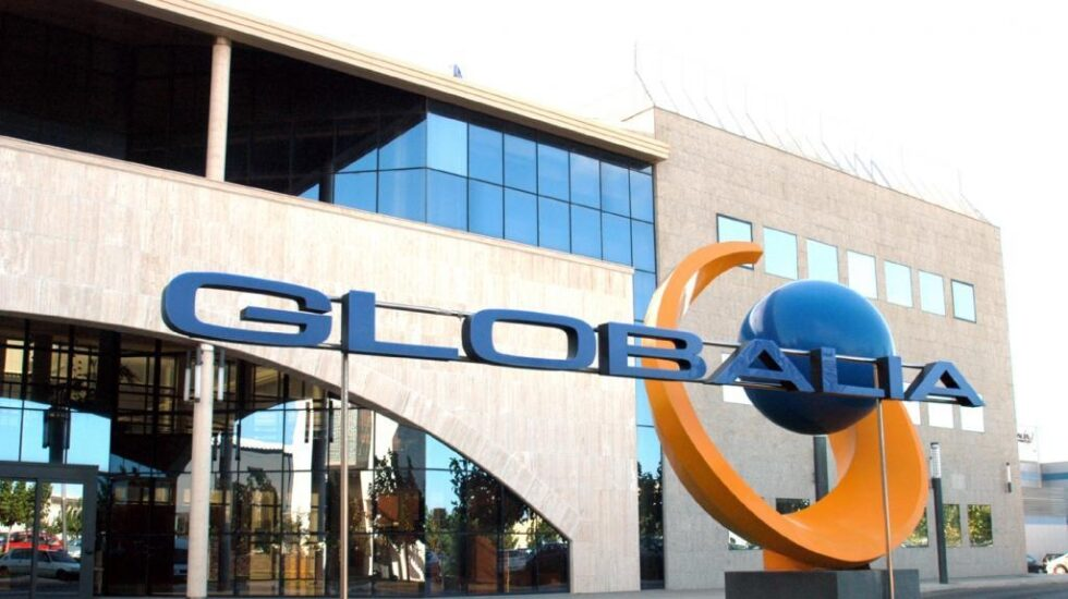 Sede del grupo turístico Globalia en Llucmajor, Mallorca.