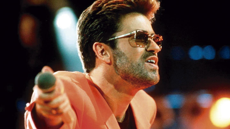 George Michael, junto a Queen en el concierto-homenaje a Freddie Mercury