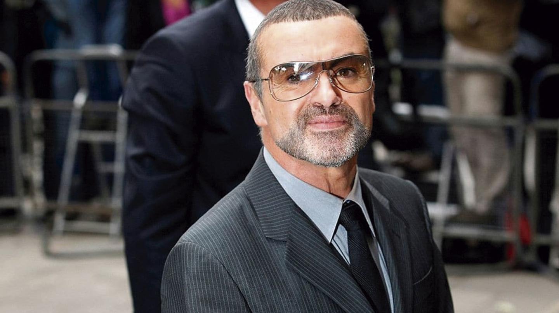 George Michael, en una imagen de su última etapa