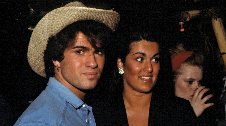 George Michael en su etapa de Wham!