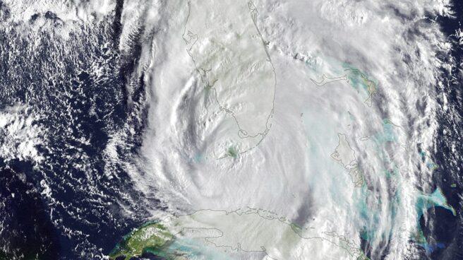 Los fenómenos climáticos extremos como 'Irma' están causados por el Cambio Climático