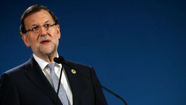 Rajoy ha afirmado ante la Junta Directiva de su partido que
