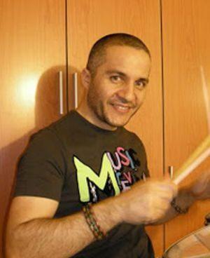 Javier Fernández, ex bateria de Los Piratas.