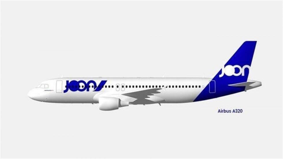 Imagen recreada de uno de los aviones de Joon.