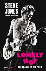 Portada de 'Lonely boy'