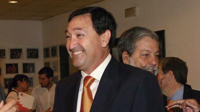 El empresario sevillano Luis Portillo, en su etapa como presidente de Colonial.