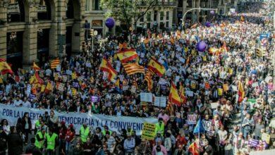 Tabarnia llama de nuevo a manifestarse el 4 de marzo, esta vez sin SCC