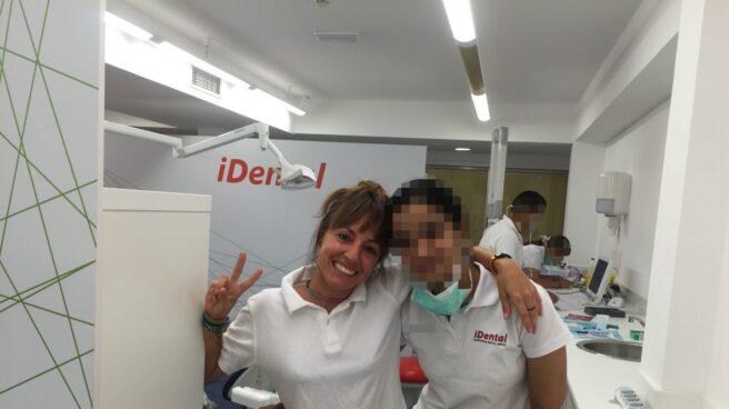 Marta Bau dejó iDental en mayo tras varias semanas de baja por ansiedad.