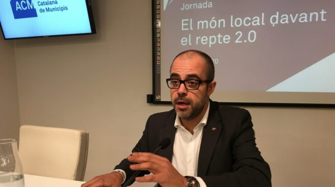 El presidente de la ACM y alcalde de Premià de Mar, Miquel Buch.
