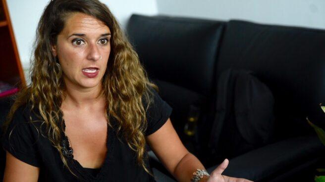 La diputada de Unidos Podemos Noelia Vera.