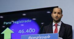 El secretario de Estado de Empleo, Juan Pablo Riesgo, ha sido el encargado de cerrar la renovación del Plan Prepara con las CCAA.