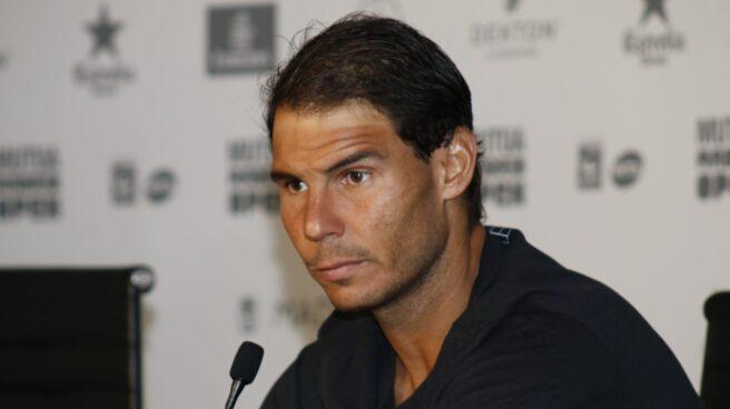 El tenista Rafael Nadal.