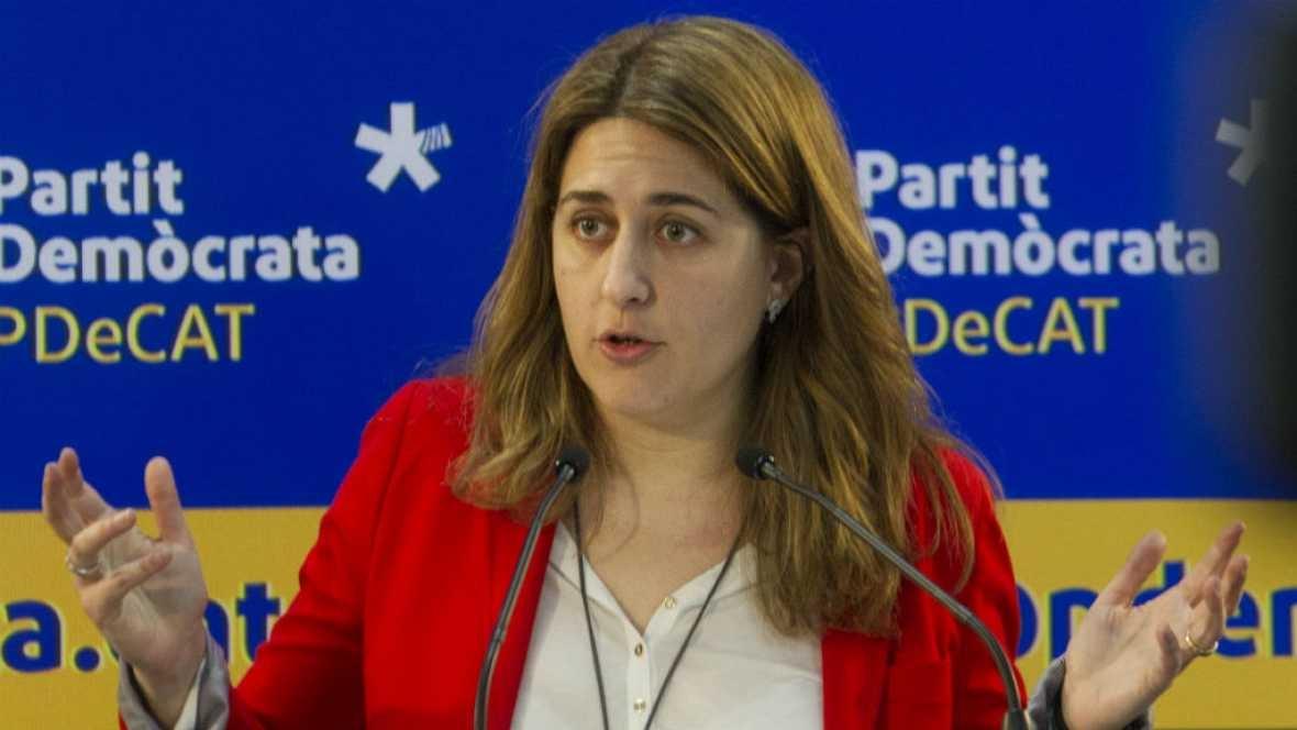 Marta Pascal cuestiona que el referéndum en Cataluña tenga garantías