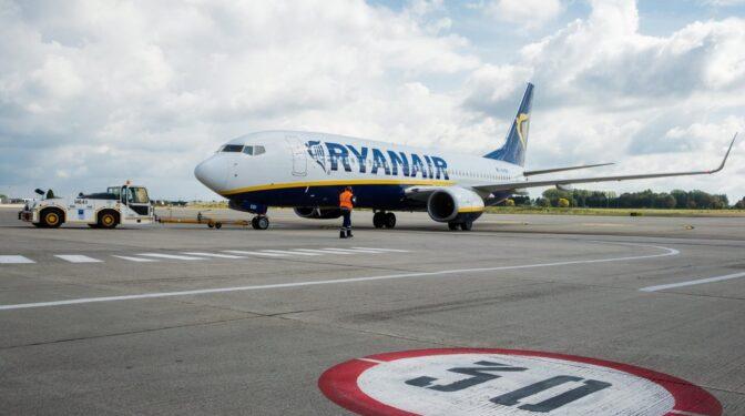 Ryanair pierde 815 millones de euros en el último año