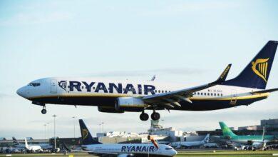 Ryanair lanza otro recorte masivo de vuelos por el desplome de las reservas