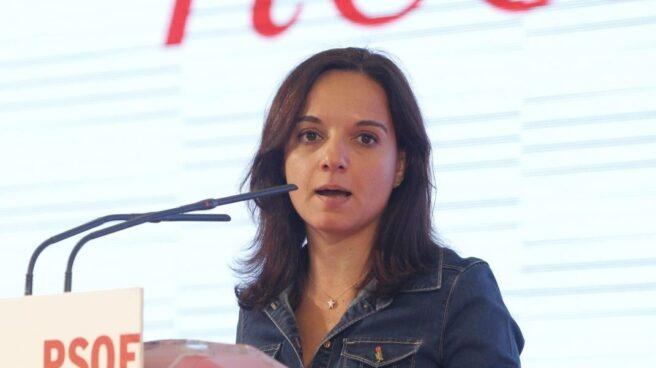 La alcaldesa de Getafe y actual secretaria general del PSOE-M, Sara Hernández.