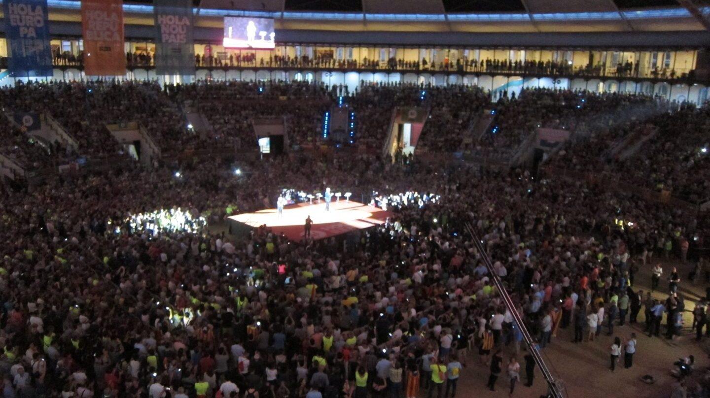Arranca en Tarragona la campaña del referéndum del 1-O.