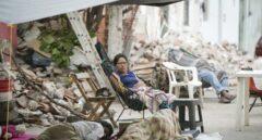 Terremoto de México en Juchitán