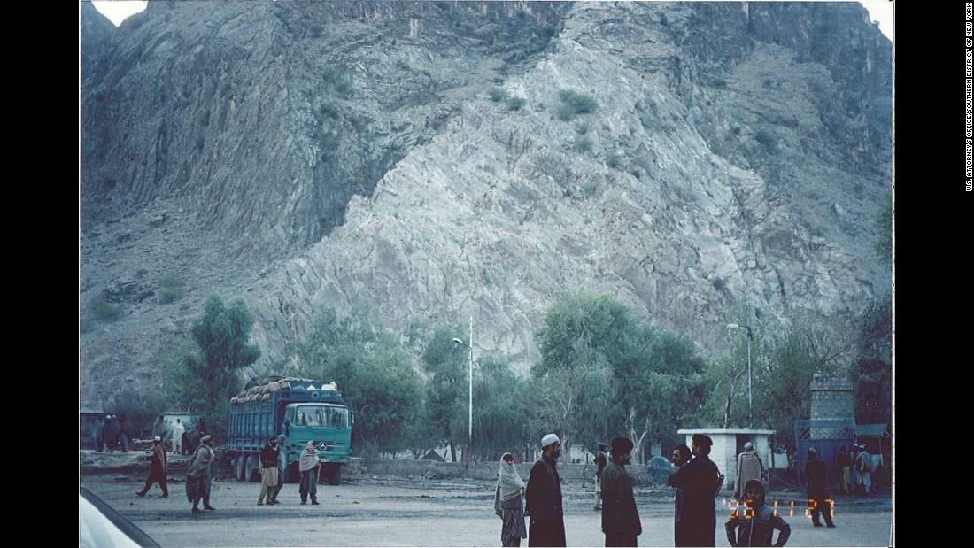 Las Montañas Blancas (Afganistán)