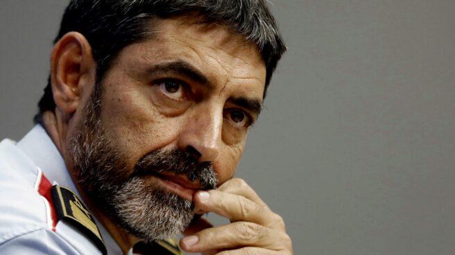 Josep Lluís Trapero, major de los Mossos d'Esquadra.