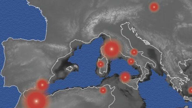 Volcanes y cambio climático