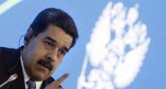 El presidente de Venezuela, Nicolas Maduro, en una visita reciente en Moscú.