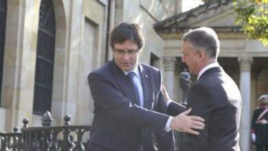 Gernika, el estatuto amortizado por el 'procés' vasco