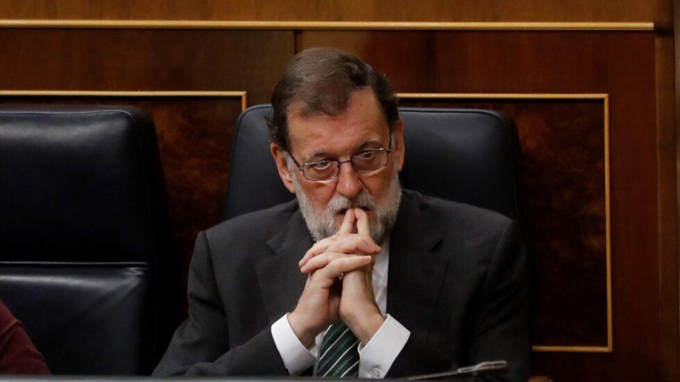 Rajoy, en la sesión de control de este miércoles