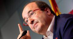 Miquel Iceta, líder del PSC.