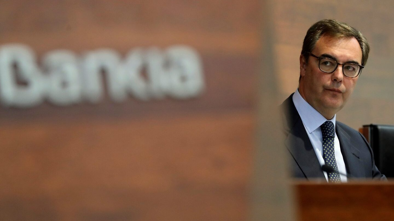 Bankia confía en que el Estado reactive su venta.