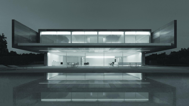 Fran Silvestre Arquitectos: Aluminium House, Madrid, España, 2016.