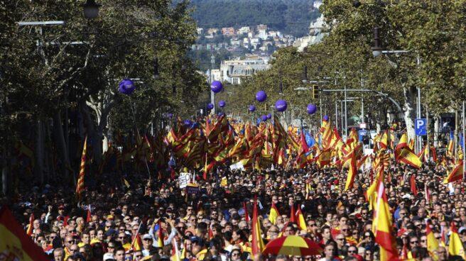 """Borrell: """"Iremos a votar para que se acabe con lo peor que le ha pasado a Cataluña"""""""