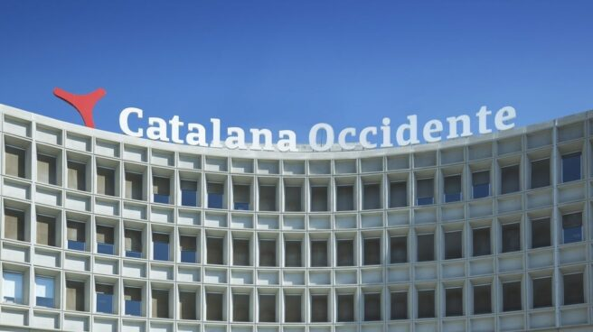 Edificio de la aseguradora Catalana Occidente.