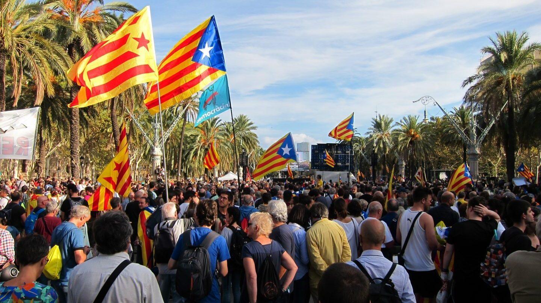 Cataluña puede entrar en recesión según S&P.