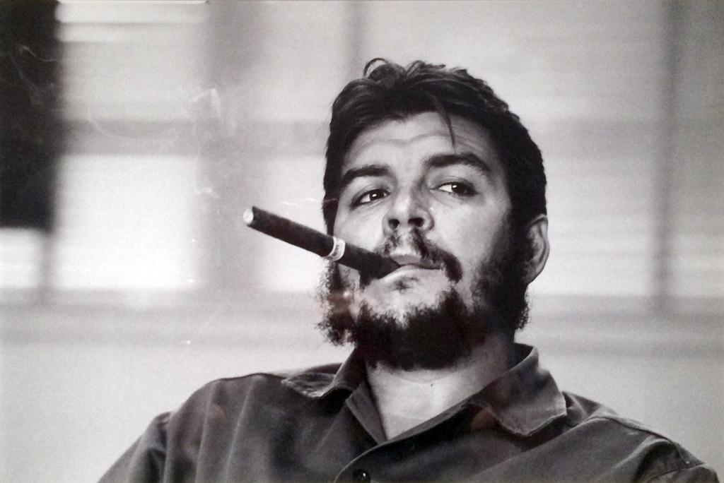 """Ernesto Guevara, el """"Che""""."""