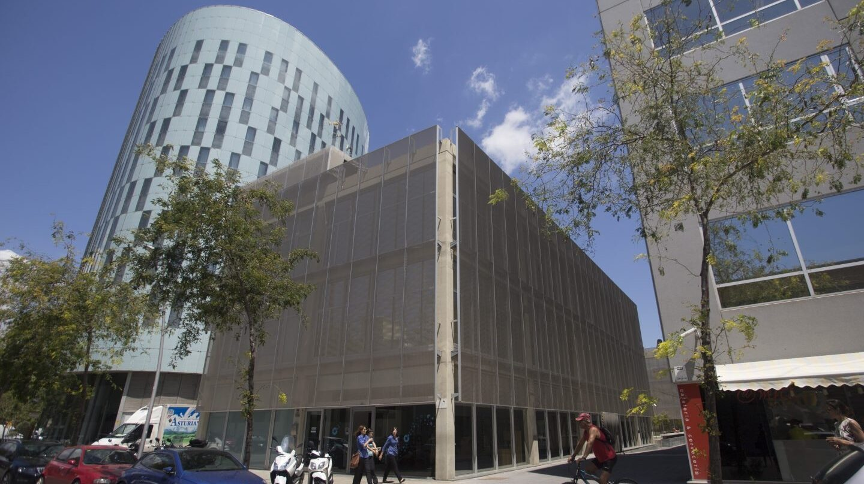 La sede de Eurona Telecom en Barcelona.