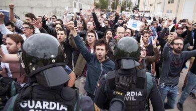 """Guardias civiles piden 'amparo' a Unicef ante la """"humillación"""" a sus hijos en Cataluña"""