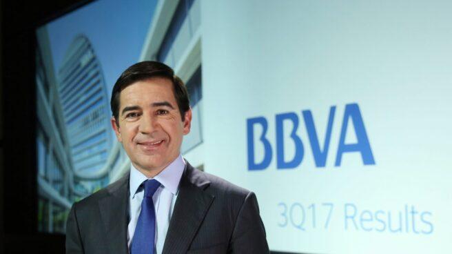 El consejero delegado de BBVA, Carlos Torres Vila.