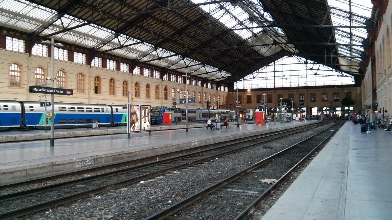 Estación de Marsella-Saint Charles en una imagen de archivo.
