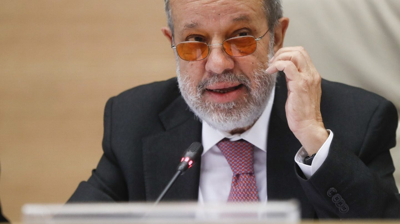 El Defensor del Pueblo en funciones, Manuel Fernández Marugán.