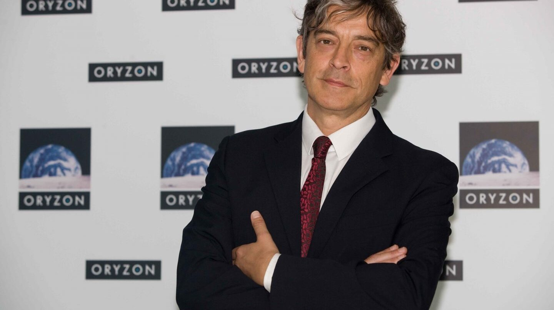 El consejero delegado de Oryzon, Carlos Buesa.