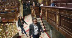 """Pánico en Unidos Podemos: """"O empezamos a hablar de España o nos irá muy mal"""""""