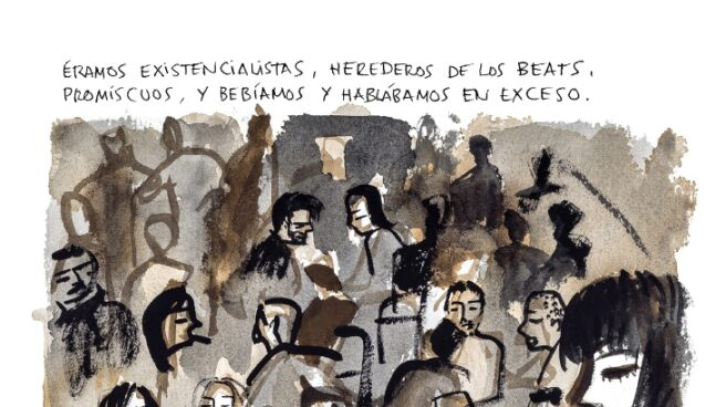 Javier Montesol comic